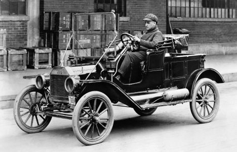 Model-T-Ford-