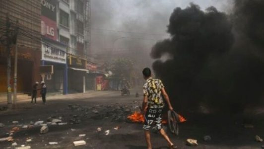 Myanmar. Represión deja más de 80 muertos en Bago
