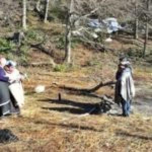 Nación Mapuche. Patota armada ataca a comunidad en Bariloche