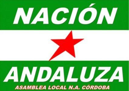 Nación Andaluza Córdoba contra la candidatura del ayuntamiento de Córdoba a albergar la macro base logística militar del Ejercito español