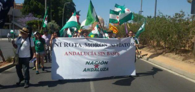 """Nación Andaluza, Sindicato Unitario de Andalucía y PCPA llaman a una concentración el sábado """"Es el momento de hablar alto y claro y de luchar"""" – La otra Andalucía"""