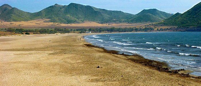 Nación Andaluza contra la construcción de un hotel en la bahía de Los Genoveses (Cabo de Gata) – La otra Andalucía