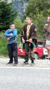 Nación Mapuche. Fuerte respaldo al Lof Kinxikew