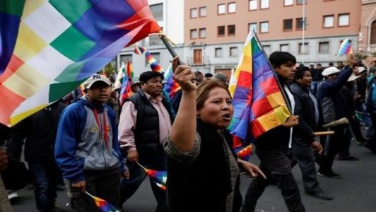 Nuestramérica. Carlos Aznárez habla de Bolivia y Chile: «El pueblo