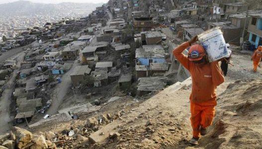 Nuestramérica. La pobreza registra las mayores cifras en 20 años