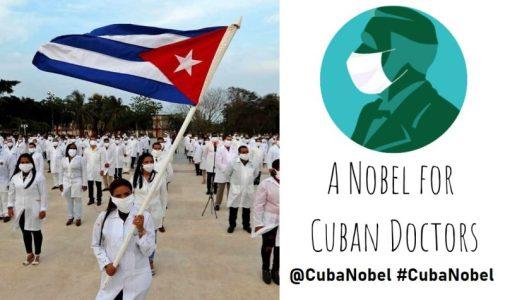 Oliver Stone pide Premio Nobel de la Paz para médicos cubanos