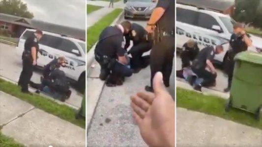 Otro policía de EEUU usa táctica de asfixia contra un negro – La otra Andalucía