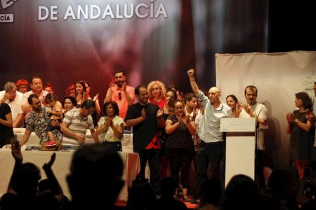 """PCE apuesta por un nuevo sujeto político """"sin imposiciones"""" – La otra Andalucía"""