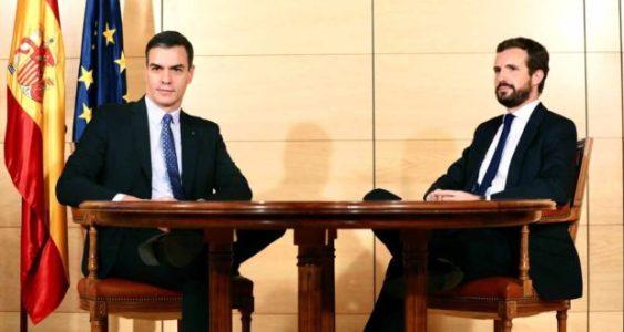 PSOE, PP y Vox de acuerdo en evitar la reversión de bienes inmatriculados por la Iglesia y en emitir las corridas de toros en RTVE
