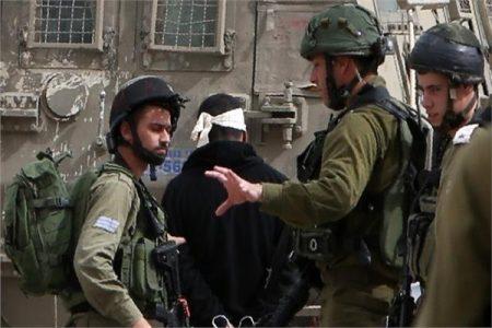 Palestina. 400 palestinos detenidos por las fuerzas israelíes en octubre