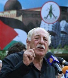 Palestina. Falleció el líder del FPLP-Comando General, Ahmed Jibril, quien