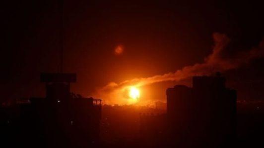 Palestina. Fuerzas de Israel bombardean Khan Yunis en la Franja