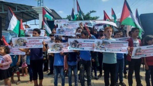 Palestina. Hamás critica la reunión de Mahmud Abbas con el