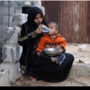 Palestina. Israel envenena sistemáticamente a un millón de menores palestinos