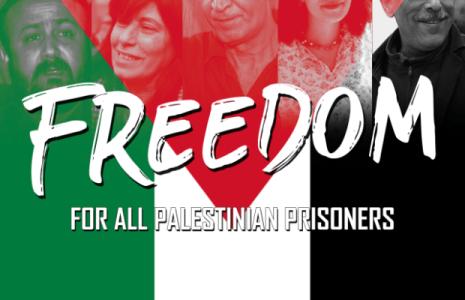 Palestina. La sociedad civil pide la urgente liberación de las