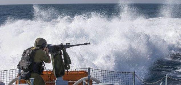Palestina. Soldados israelíes abren fuego contra pescadores palestinos