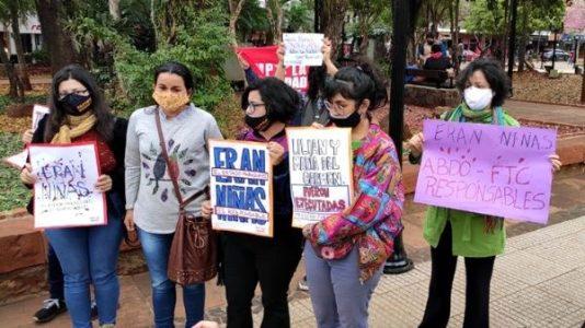 Paraguay. Crimen de Lesa Humanidad : el rostro de la