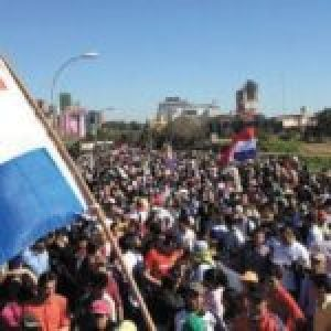 Paraguay. La Humanidad en un camino bifurcado. El país entre la continuidad o la transformaciòn