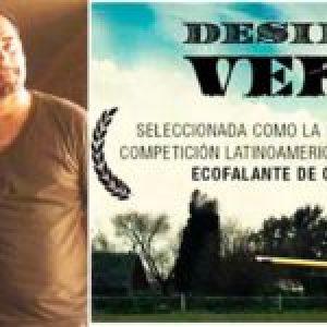 """Película """"Desierto Verde"""" sobre impactos de los agrotóxicos en el mundo"""