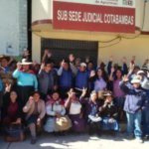Perú. ¡Absueltos! Se hizo justicia