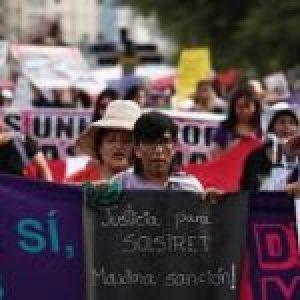 Perú. Así fue la marcha por el Día Internacional de la Mujer en Lima