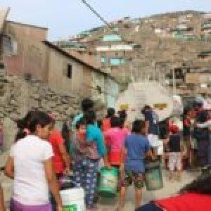 Perú. El drama de vivir aislados y sin agua