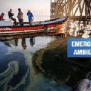 Perú. Empresa derrama petróleo en mar de Cabo Blanco