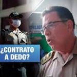 Perú. Fiscalía Militar Policial investiga a General por compras de mascarillas y alimentos por COVID-19