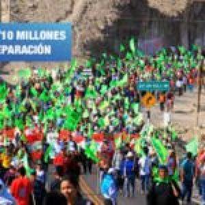 Perú. Fiscalía reclama hasta 30 años de cárcel para dirigentes que se opusieron al proyecto Tía María