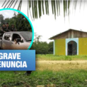 Perú. Militares realizan abrupta incursión a comunidad nativa sin respetar medidas de prevención