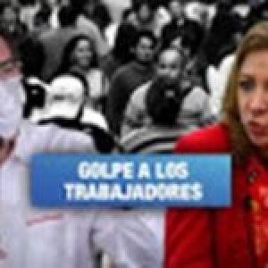 Perú. Sindicatos rechazan que Gobierno ceda ante Confiep y suspenda contratos laborales
