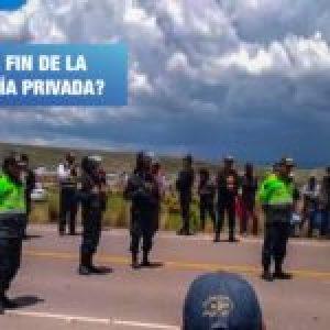 Perú. Tribunal Constitucional revisará demanda contra convenio de minera Glencore con Policía Nacional del Perú