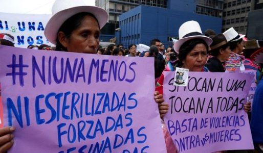 Perú. 14 de septiembre se reiniciará el juicio por esterilizaciones