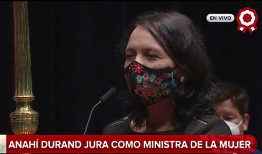 Perú. Anahí Durand: quién es la ministra de la Mujer