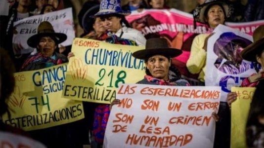 Perú. Fiscalía defiende caso de esterilizaciones forzadas