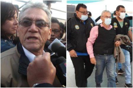 Perú. La Policía detuvo a Alfredo Crespo, abogado de Abimael