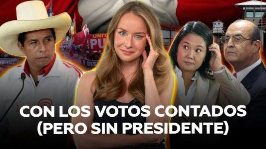 Perú aún no proclama al presidente electo: ¿qué tiene que ver Vladimiro Montesinos en eso?