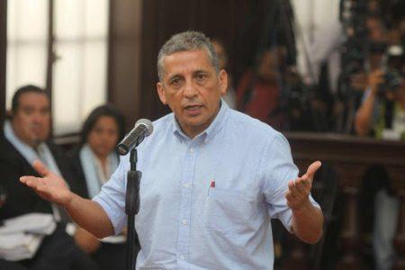 Perú. Campaña mundial por la libertad del preso político Antauro
