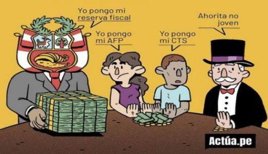 Perú. Impuestos a los ricos, reformas