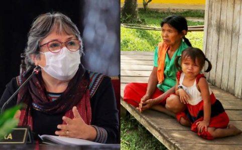 Perú. Ministra de Cultura debe responder hoy por la situación