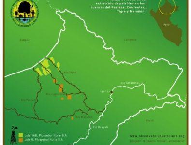 Perú. Negligencia estatal es el principal riesgo para comunidades