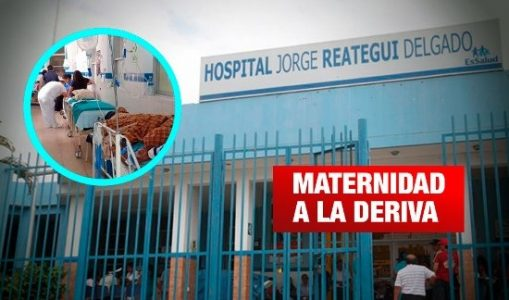 Perú. Niegan atención a gestante en hospital colapsado tras crisis