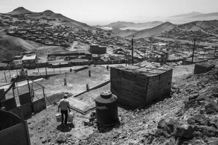 Perú. Santa Rosa: huelga de aguateros agrava los riesgos de