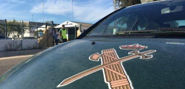 Piden 19 y 18 años de cárcel a dos guardias civiles acusados de dirigir una red de vuelcos de droga