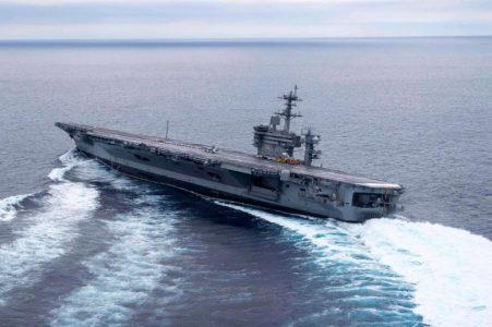 Portaaviones estadounidense entra en el Mediterráneo en medio de tensiones entre Rusia y Turquía en Siria – La otra Andalucía