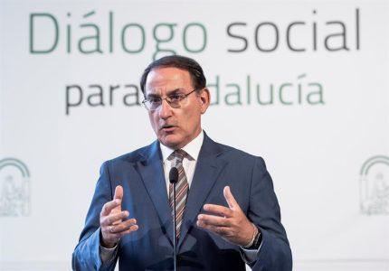 Presidente de la patronal andaluza: