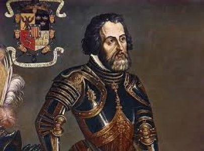 Pueblos Originarios. Hernán Cortes Imagen o Símbolo