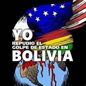 REPUDIO-GOLPE-DE-ESTADO-CONTRA-BOLIVIA