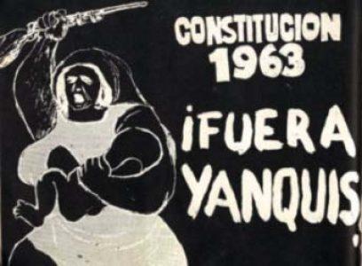 República Dominicana. En el 55 aniversario de la Revolución de