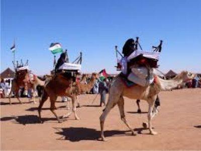 Sahara Occidental. 29 aniversario del establecimiento de la misión MINURSO